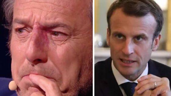 Jean-Luc Reichmann / Emmanuel Macron