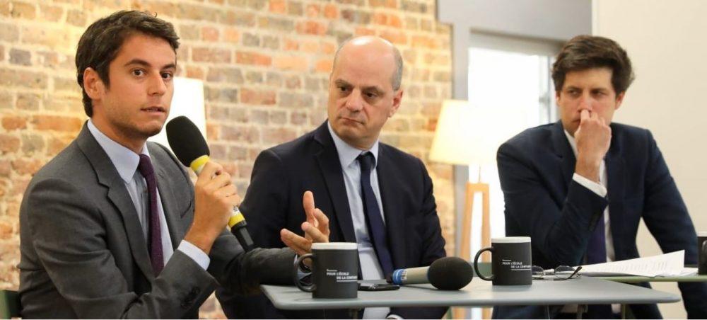 Jean-Michel Blanquer et Gabriel Attal proposent des vacances apprenantes aux décrocheurs