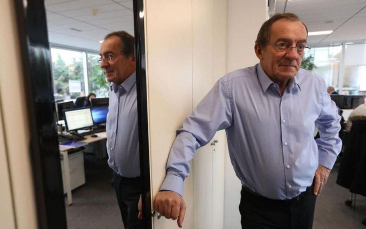 Jean-Pierre Pernaut, choqué : il apprend la mort dun ami à cause du coronavirus