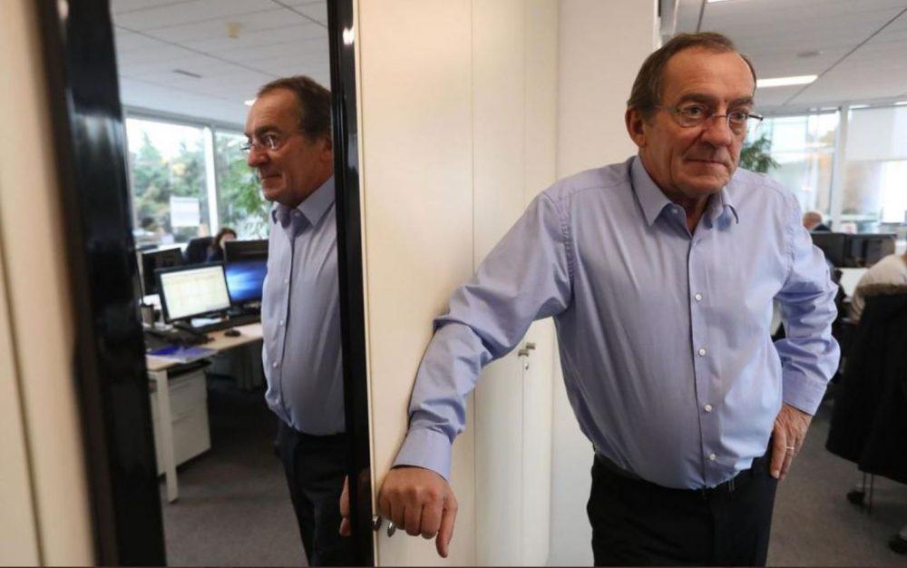 Jean-Pierre Pernaut est la cible de critiques suite à l'annonce de son retour au JT