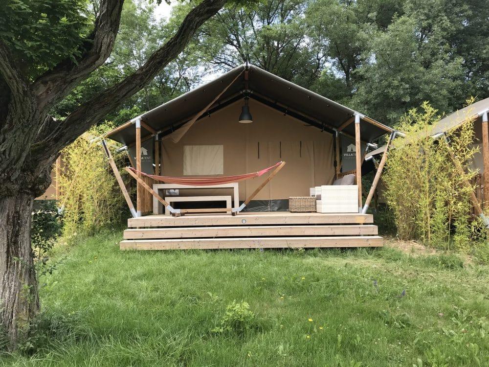 Le camping est la bonne idée pour les vacances d été !