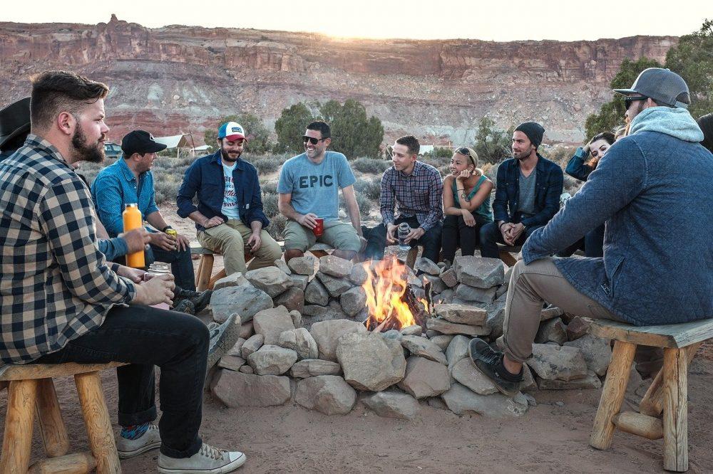Le camping est une bonne idée pour les vacances