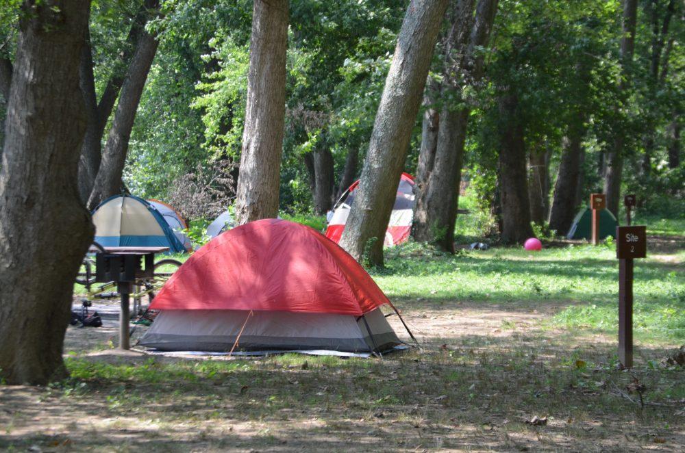 Les campings sont très appréciés par les français