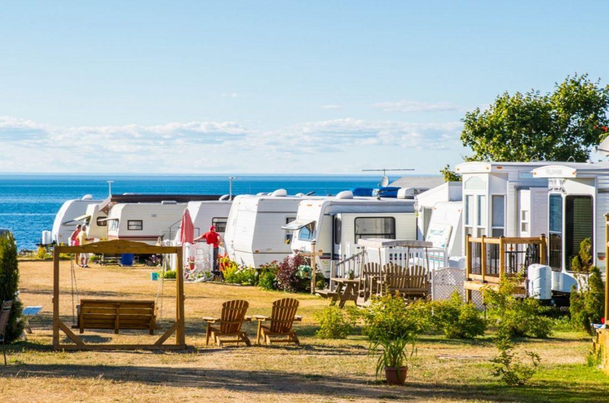 Les français vont au camping cet été