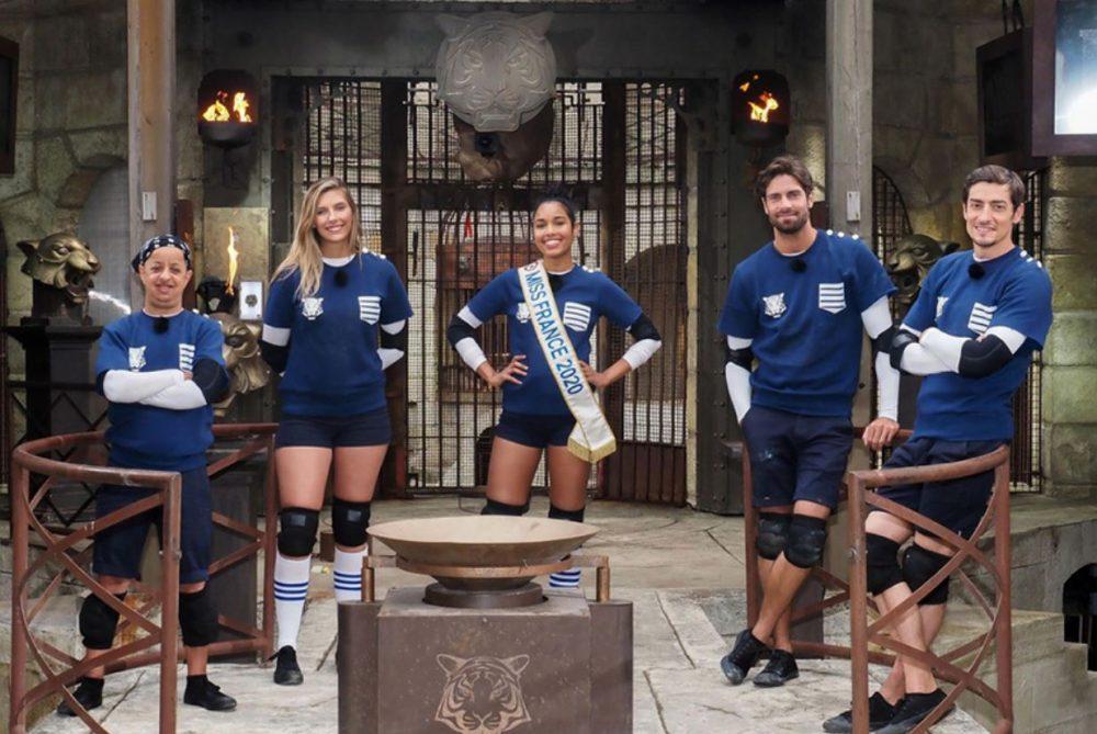 Les Miss France vont souvent à Fort Boyard