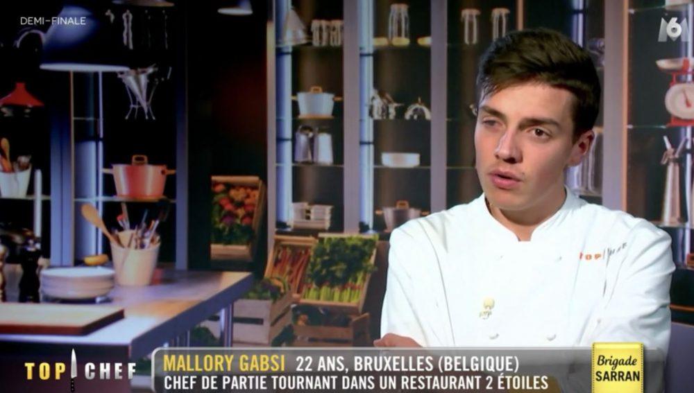 Top Chef : Mallory révèle qu'il veut ouvrir un restaurant avec Adrien !