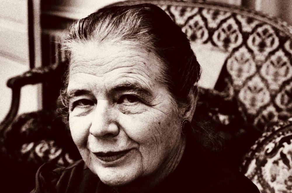 Marguerite Yourcenar était une femme de lettres française