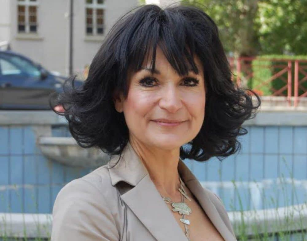 Marie-Anne Baudoui soutient les autoroutes gratuites