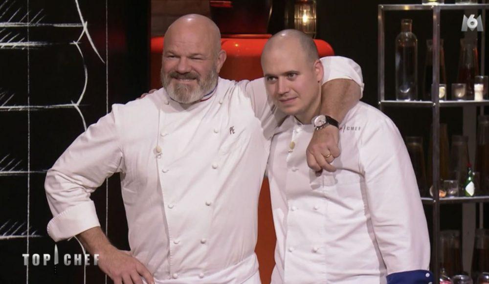 Martin a été éliminé de Top Chef