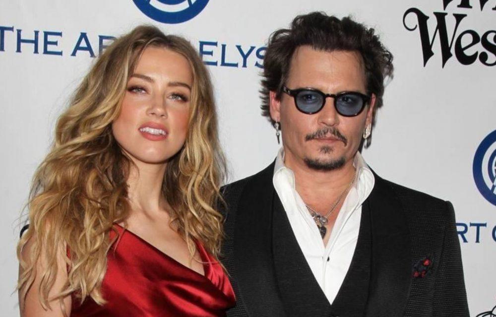 Amber Heard et Johnny Depp sont actuellement en procès