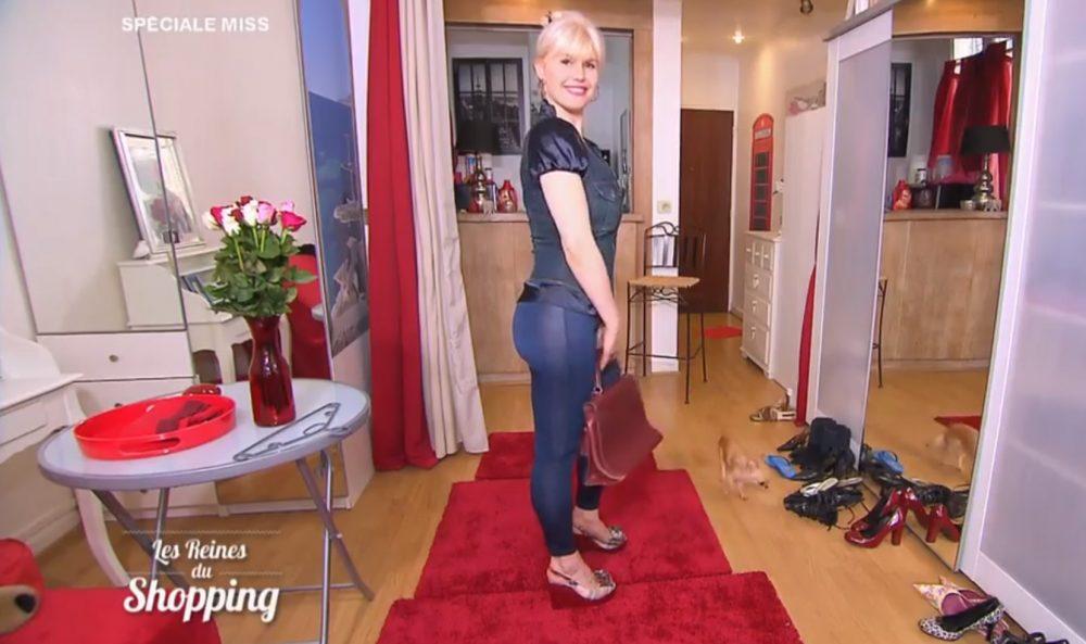 Sabrina Bellaval choque tout le monde avec sa tenue démodée