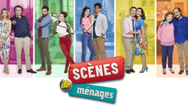 Scènes de Ménages : M6 déprogramme la série !