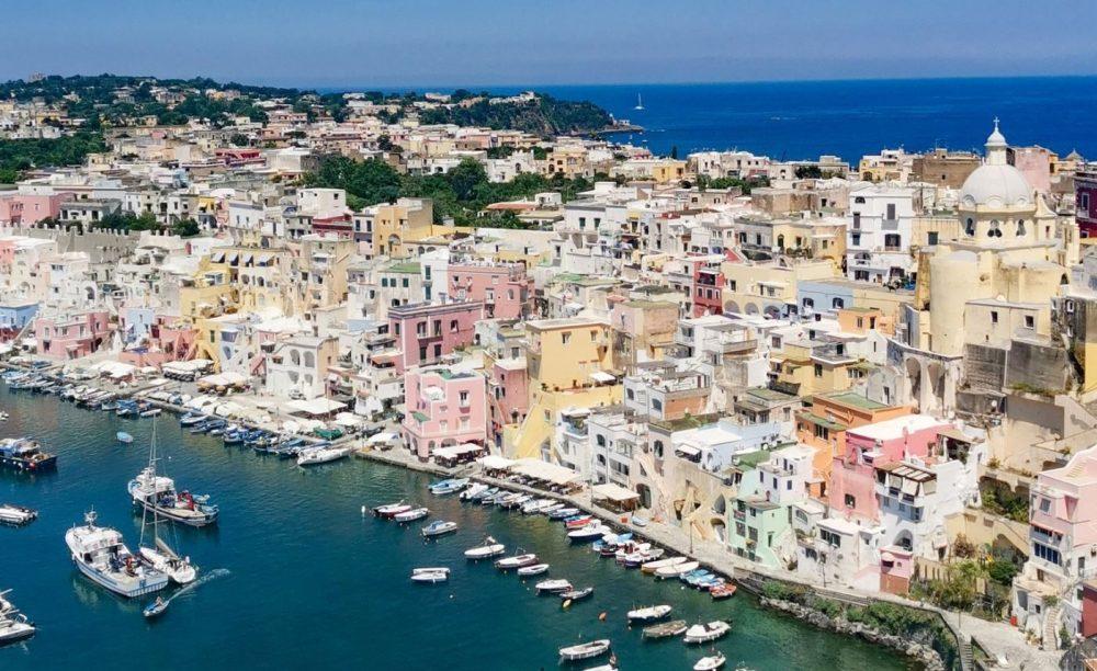 Vacances d été en Italie