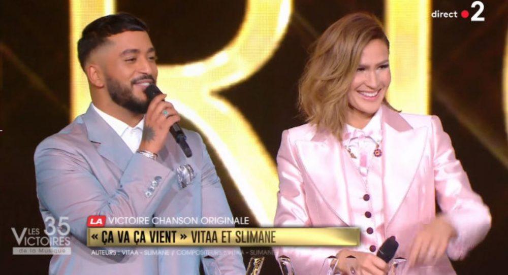 Vitaa et Slimane sont invités dans de nombreuses émissions