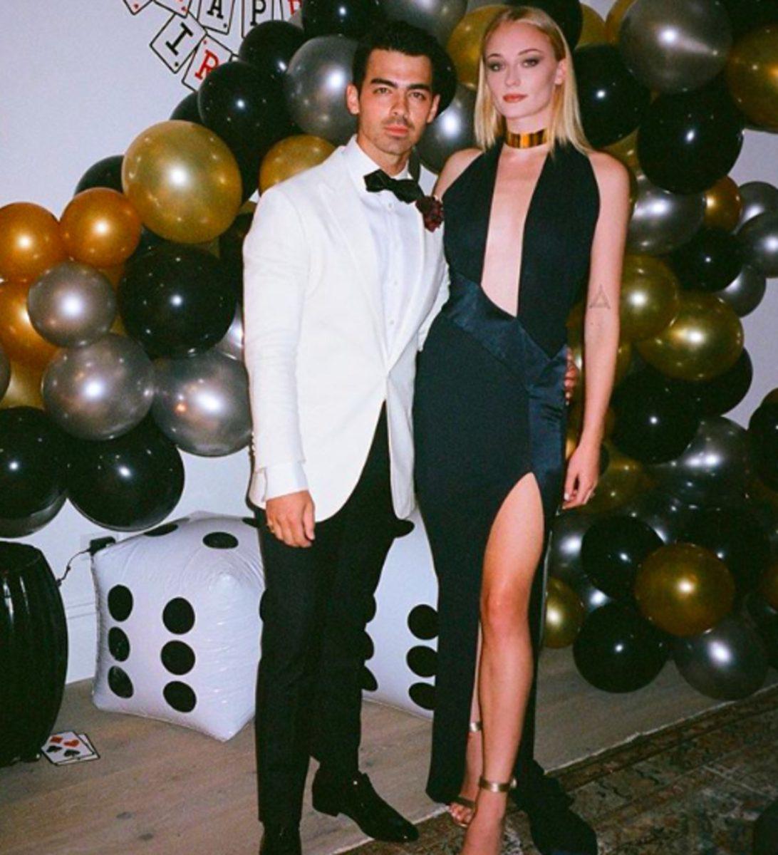 Sophie Turner et Joe Jonas