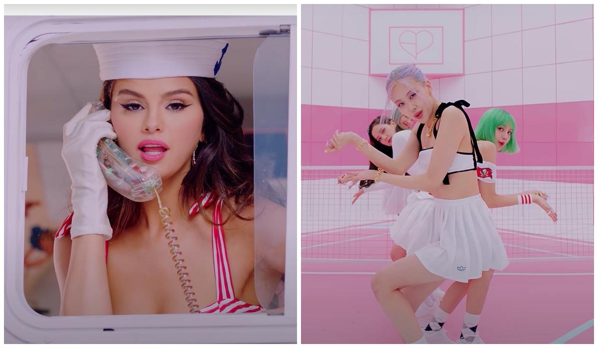 Selena Gomez Blackpink