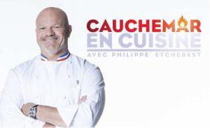 Cauchemar en cuisine : La réaction d'une candidate face au chef Philippe Etchebest amuse grandement les internautes, qui s'en inspirent !