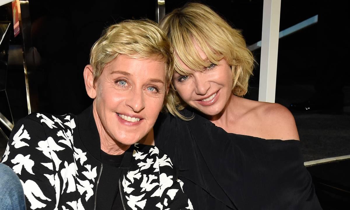 Ellen DeGeneres et sa femme