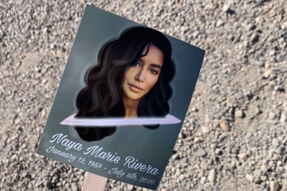 Hommage Naya Rivera