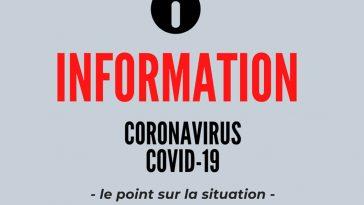Coronavirus : découvrez si vous êtes situés dans un département à haut risque