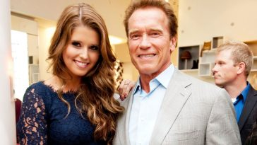 Katherine et Arnold Schwarzenegger