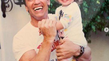 Alerte pour Terminator : Arnold Schwarzenegger est enfin grand-père à l'âge de 73 ans !