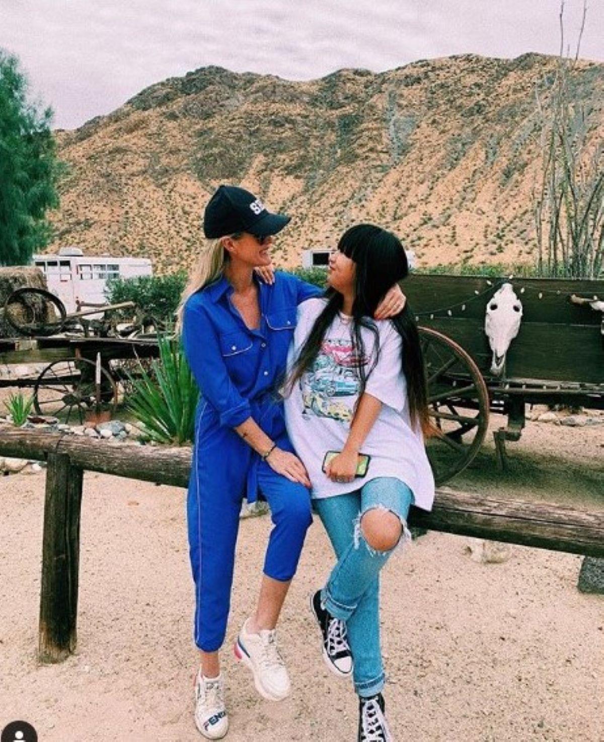 Laeticia et Jade Hallyday prennent une décision cash et s'éloignent de Luana Belmondo