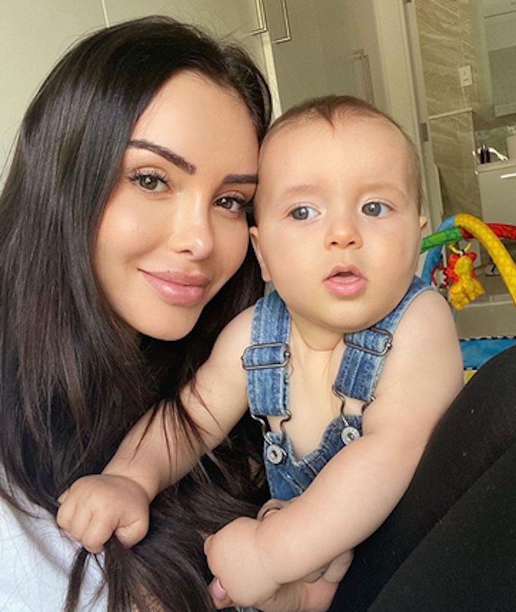 Nabilla et Thomas Vergara attaqués par les internautes à cause de leur fils Milann !