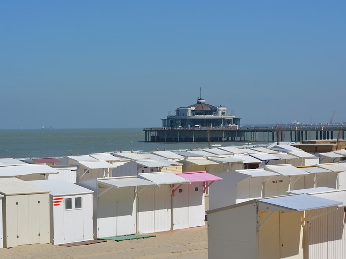 Vacances d'été: une émeute éclate sur la plage de Blankenberge à cause du Coronavirus !