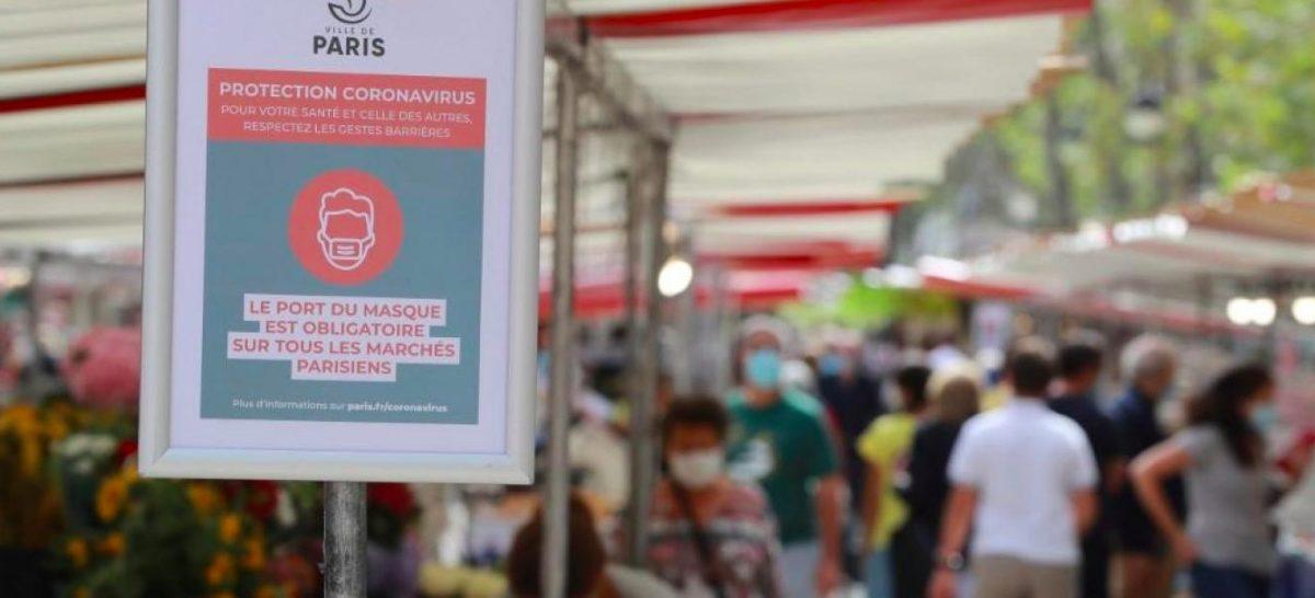 Affiche sur le coronavirus