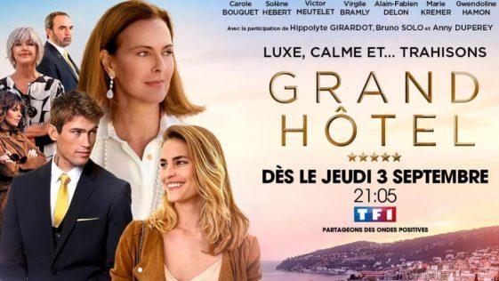 Affiche de la série Grand Hôtel