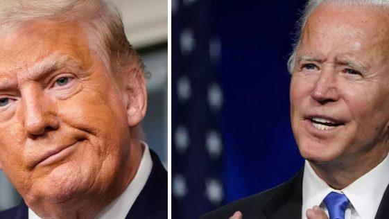 Donald Trump / Joe Biden