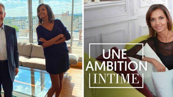 Karine Le Marchand et Nicolas Sarkozy