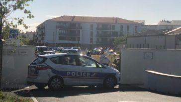 Voiture de Police à Toulouse