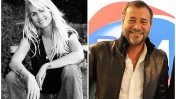 Bernard Montiel clashe Laeticia Hallyday