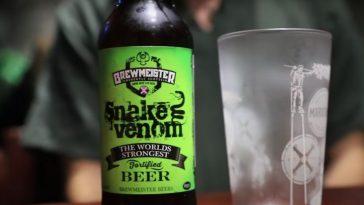 Brewmeister Snake Venom