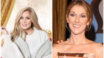 Céline Dion et Lara Fabian