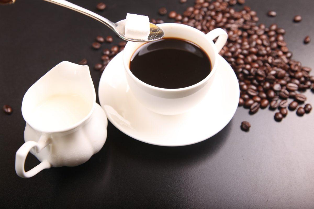 prise de cafe