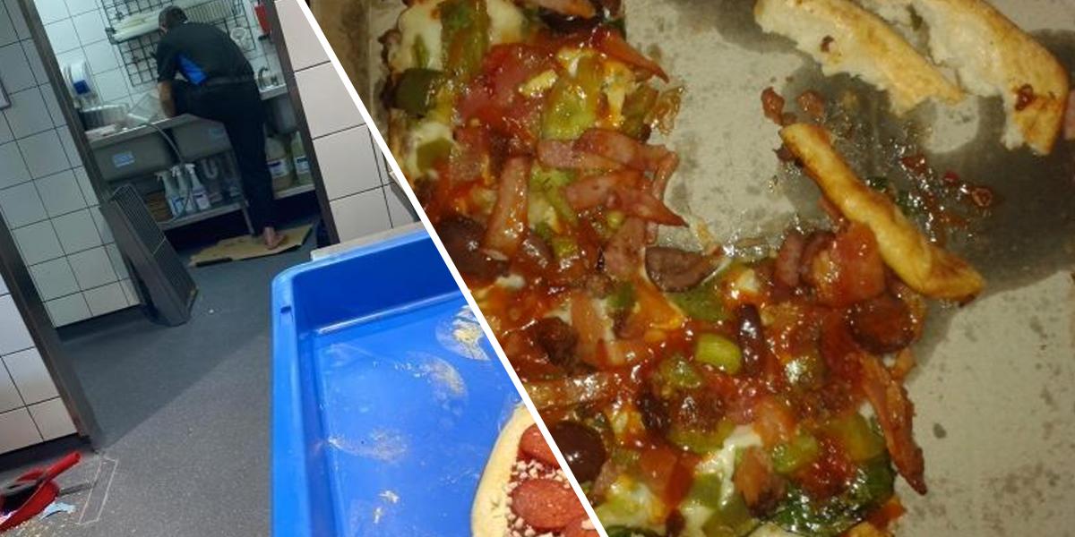 Cuisine Domino's Pizza