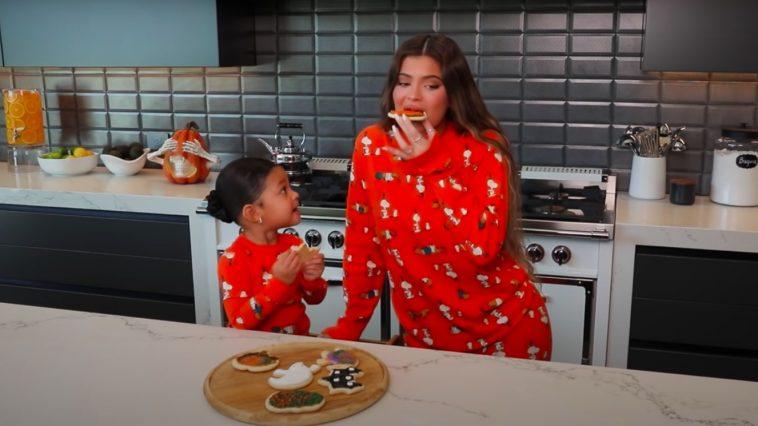 Kylie Jenner et sa fille