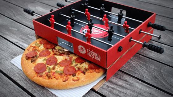 Pizza Hut / Babyfoot