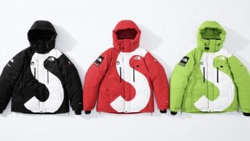 Supreme et The North Face