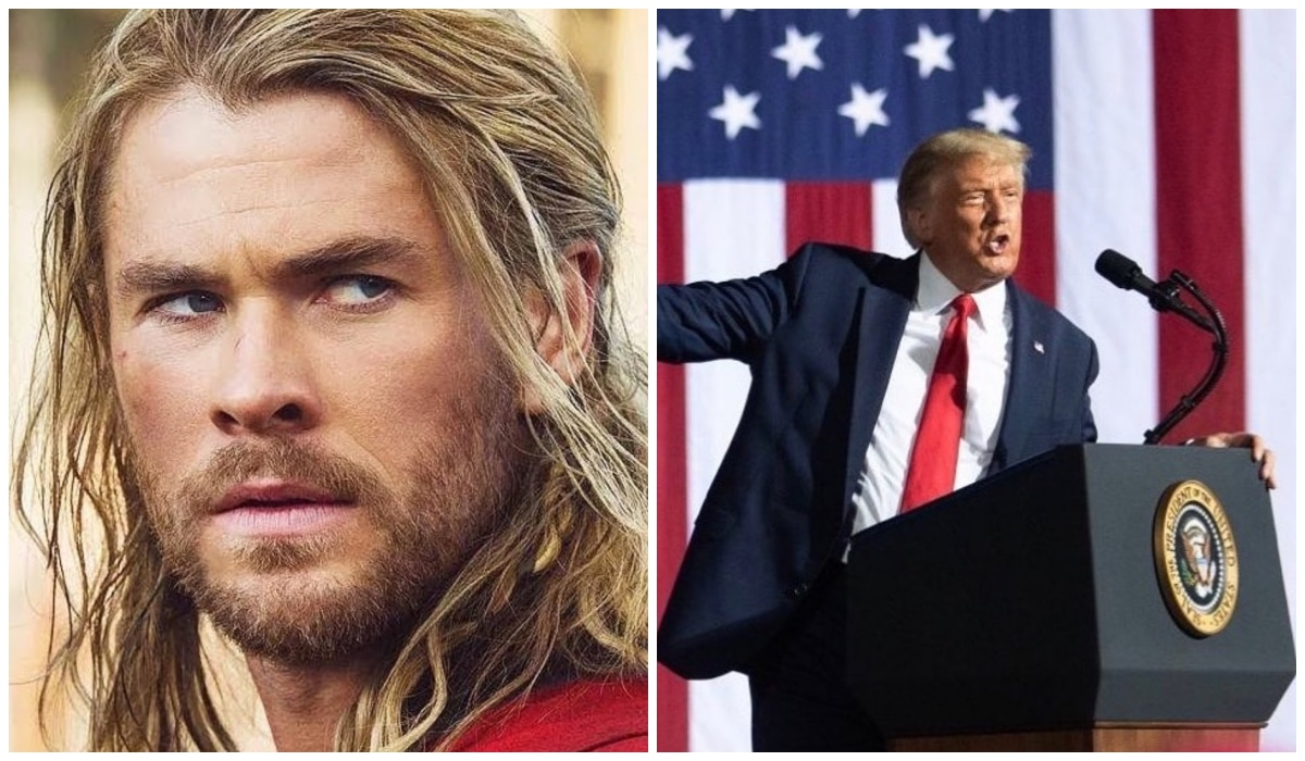 Donald Trump peut-il dire merci aux super-héros ?