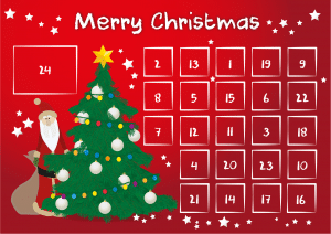 Nous avons trouvé les meilleurs calendriers de l'Avent pour un enfant de 3, 4, 5 ou 6 ans !