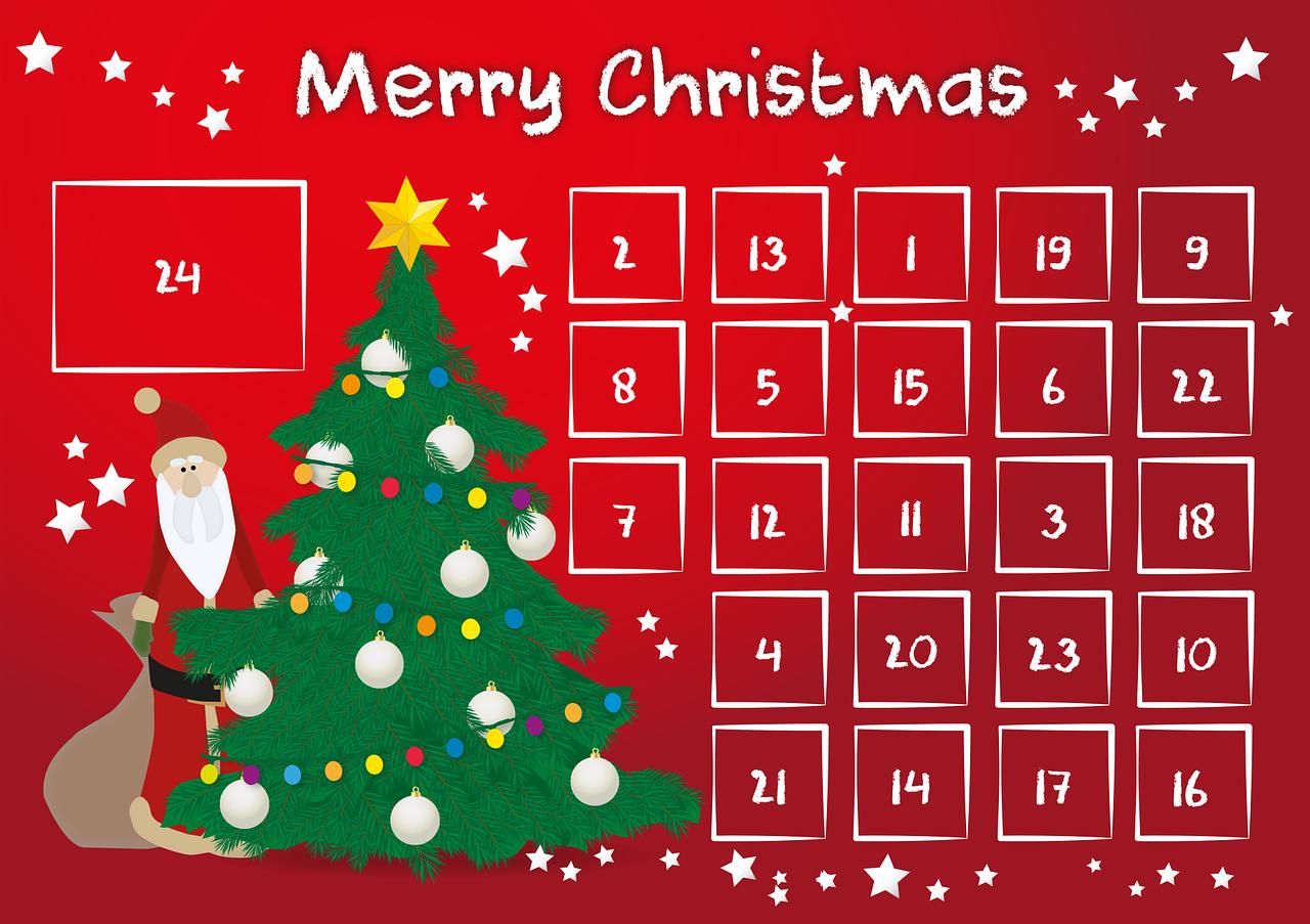 Nous avons trouvé les meilleurs calendriers de l'Avent pour un enfant de 3, 4, 5 ou 6 ans