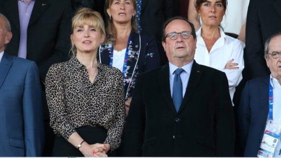 Francois Hollande et Julie Gayet