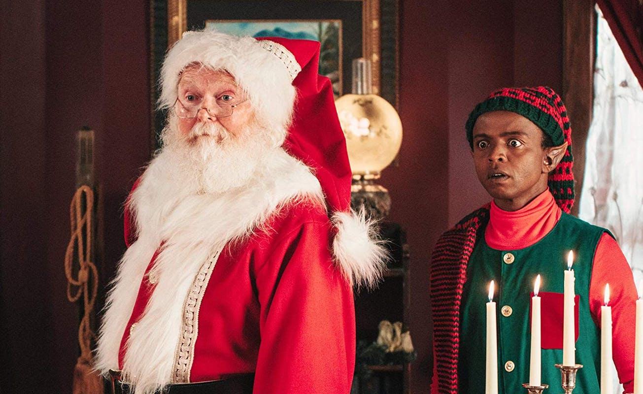Le Pere Noel sur Netflix