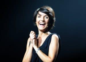 Florence Foresti : L'humoriste revient sur sa présentation des César dans l'émission C à vous !