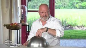 Objectif Top Chef : Philippe Etchebest tend un piège à un participant et sa petite copine, tous les deux sous le choc !