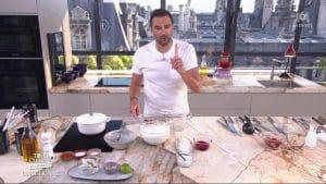 Tous en Cuisine : Moment très drôle pour le chef Cyril Lignac, avec un sosie de Philippe Etchebest  dans son émission !